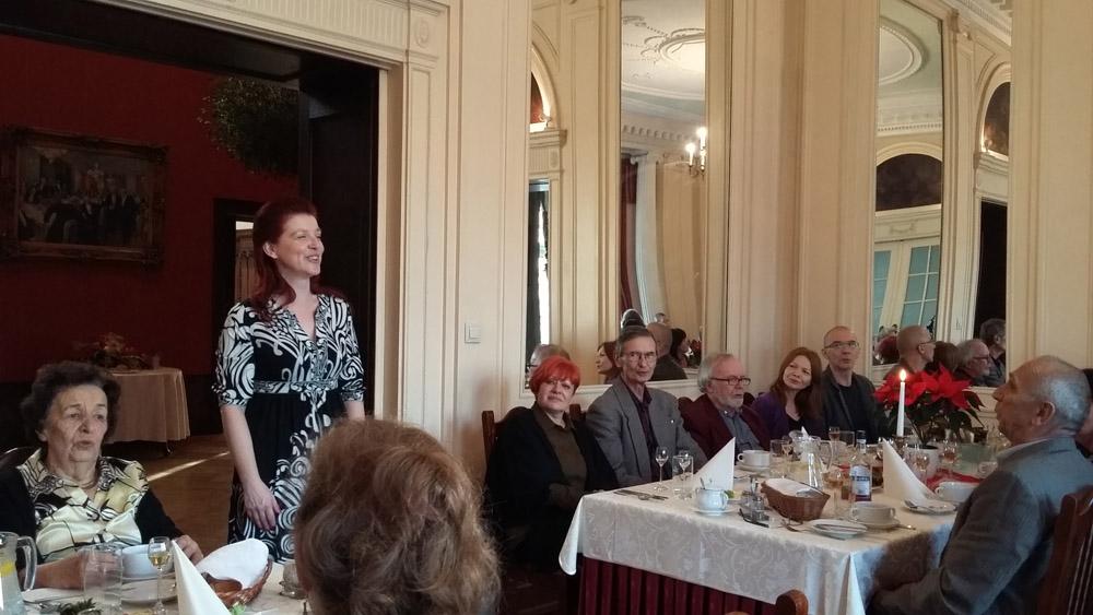 Wigilia 2015, Agnieszka Makówka, Recital kolęd