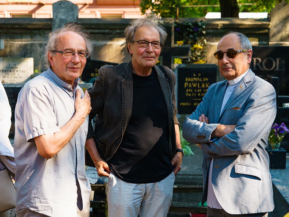 Dymitr Hołówko, Piotr Krukowski, x.Waldemar Sondka
