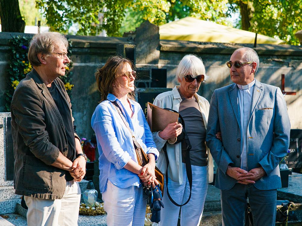 x.Waldemar Sondka, prof. Ewa Mirowska, Monika-Badowska-Marcinkowska, Piotr Krukowski